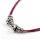 8 Stück  Designer Halsketten mit Kunststoff- und Metallperlen