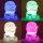 """LED Stimmungslicht Nachtlicht mit Farbwechsel """"Affe"""""""