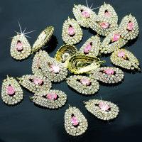 5 x wunderschöne Anhänger für Halskette - SILBER-
