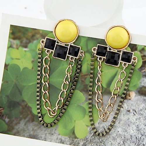 Sehr schön gestaltetes  feminines  Ohrhängerpaar