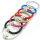 Lederarmband in verschiedenen Farben mit Magnetverschluss