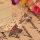 12x Ring altgoldfarben mit  Strasssteinen verziert -  Sonderposten