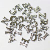 26 teiliges Buchstaben-Set Charms - Buchstaben für...