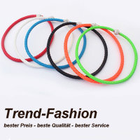 Lederhalsband in verschiedenen Farben mit Magnetverschluss