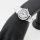 10 x Wunderschöne Armreif-Uhren Edelstahl - in verschiedene Designs sortiert