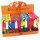 16 x Musical Essences - 1 Verkaufsdisplay mit 16 Flaschen + 4 Tester Gratis