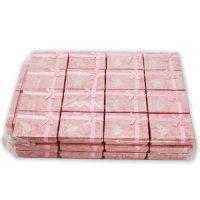 50 x tolle Schmuckkästchen ca. 7 x 5 x 1,5 cm - Rosa
